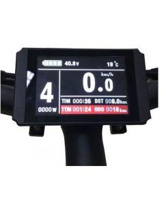 eBike Display KT-LCD8H Tachoanzeige 24V 36V 48V