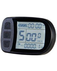 eBike Display KT-LCD5 S-LCD5 Tachoanzeige 24V 36V 48V