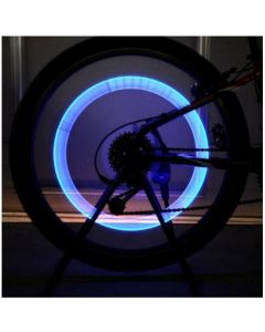LED Speichen Ventil Licht E-bike Valve Light Ebike Color