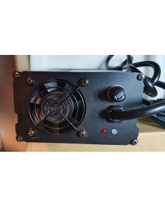 Schnell Ladegerät 36V / 42V 10A Lipo Lader Elektrofahrrad Pedelec Li-Ion eBike