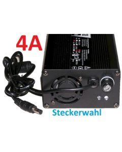 Schnell Ladegerät 36V 4A LifePo4 Lader Elektrofahrrad Pedelec Li-Ion eBike 43.2V 4A